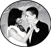 Barack Obama, Michelle Obama Astrology, Natal Chart/Horoscope Marriage Report