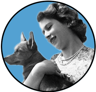 Dog Astrology, Pet Astrology - Queen Elizabeth's Pet Corgi Susan, Report