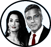 George Clooney & Amal Alamuddin Astrology, Relationship Compatibility Reading