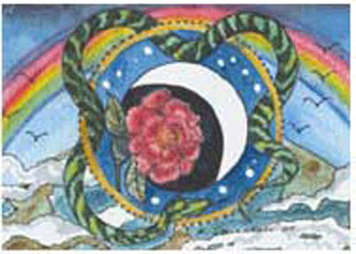 Sacred Feminine, Goddess Mythology Astrology Report. Natal Chart/Horoscope Analysis Reading